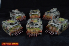 Death Guard Vehicles-2